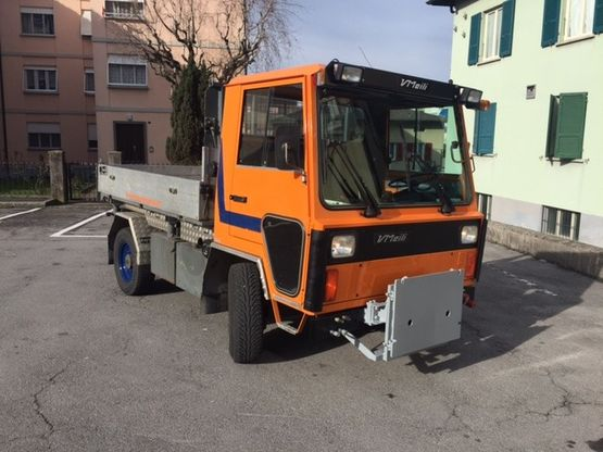 Moving Swiss Sagl - Veicoli